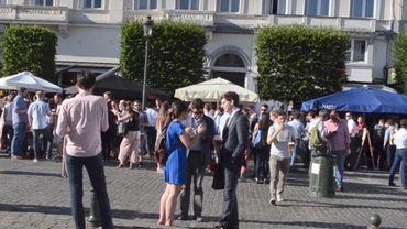 Les ressortissants européens ont fortement contribué au boom démographique à Bruxelles