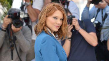 """Léa Seydoux jouera aux côtés de Daniel Craig dans le prochain """"James Bond"""""""