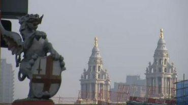 Le dragon symbole de la City