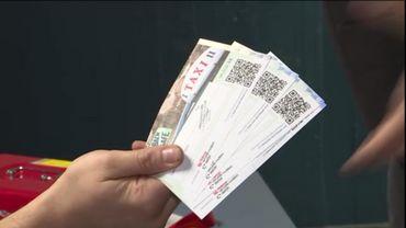Chèques Backsafe : retour taxi à moitié prix !