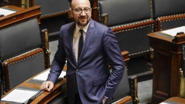 """Le cdH lâche le PS: """"Pas d'impact au fédéral"""", dit le Premier ministre Charles Michel"""