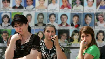 La prise d'otages dans l'école de Beslan en 2004 a laissé de profondes traces en Russie