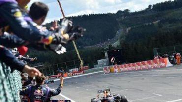 """F1 à Francorchamps: """"il y aura bien un Grand Prix jusqu'en 2018"""", confirme Marcourt"""
