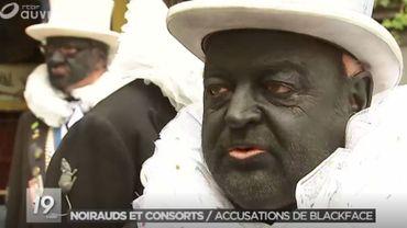"""Pour faire taire les polémiques, les """"Noirauds"""" seront désormais grimés en noir, jaune, rouge"""