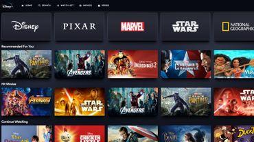 Nous avons testé Disney +, le plus dangereux concurrent de Netflix