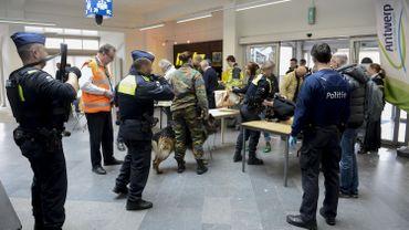 L'affluence a triplé à l'aéroport d'Anvers