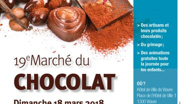 Marché Chocolat Wavre
