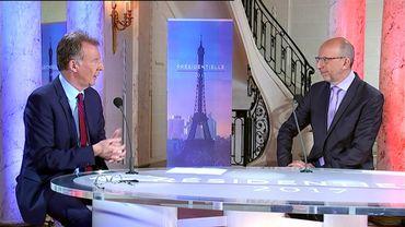 Premier tour de la présidentielle française: la rédaction de la RTBF se mobilise