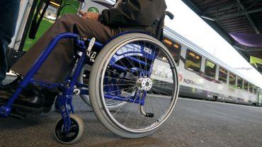 """La SNCB se dote d'un """"coordinateur accessibilité"""" pour faciliter la vie des PMR"""