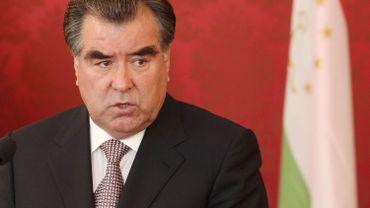Le Tadjikistan commence la construction du barrage le plus haut du monde