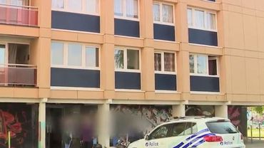 L'immeuble, dont une cave a été incendiée, a dû être évacué