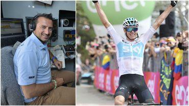 """Saugrain sur l'exploit de Froome au Giro: """"Cette victoire ne va pas plaire à tout le monde"""""""