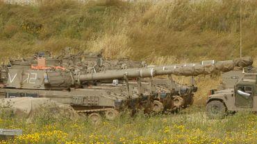 Cinq roquettes tirées sur Israël depuis la bande de Gaza, riposte israélienne