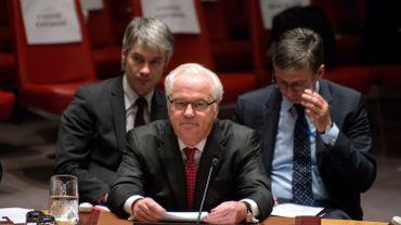 """Conflit en Syrie - L'ambassadeur russe quitte la réunion du Conseil de sécurité """"insulté"""""""