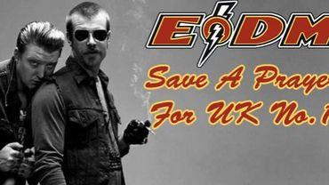 Eagles of Death Metal, Louise Attaque & La Bronze   c'est dans le Tip Top de ce 17/11 !