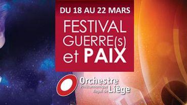 """Musiq'3 en direct de Liège : le Festival """"Guerre(s) et Paix"""" de l'OPRL!"""