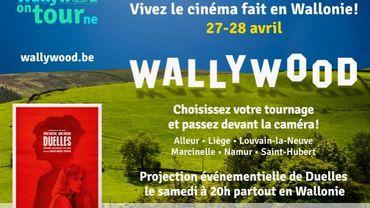 Découvrez la Wallonie à travers le cinéma.