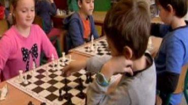 La réussite du cours d'échecs à l'école
