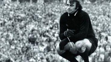 Christian Piot a connu sa première sélection contra la Yougoslavie, en 1969