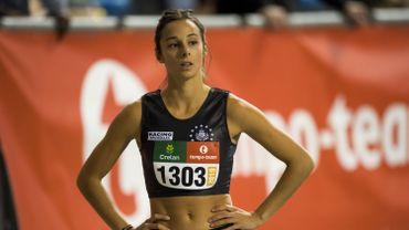 Camille Laus bat son record personnel sur 200m