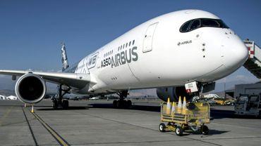Airbus emploie 15.000 personnes sur plus de 25 sites au Royaume-Uni