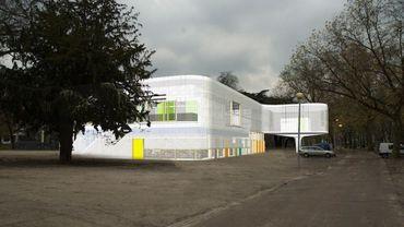 Le nouveau projet de rénovation de ce musée prévoit une extension du bâtiment sur un étage