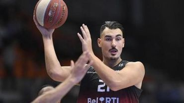 Euromillions Basket League - Le Spirou de Charleroi s'impose après prolongation à Ostende