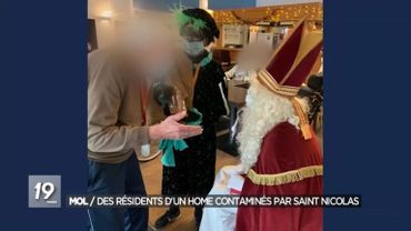 Coronavirus en Belgique : le bilan de la visite de Saint-Nicolas dans une maison de repos à Mol passe à 23 morts