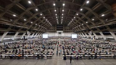 Examen d'entrée en médecine: un taux de réussite de 18,47%