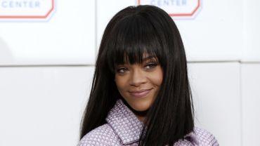 """Le tube """"Diamonds"""" de Rihanna, sorti en 2012, a été écouté en streaming sur Spotify près de 240 millions de fois dans le monde, selon Spotify"""