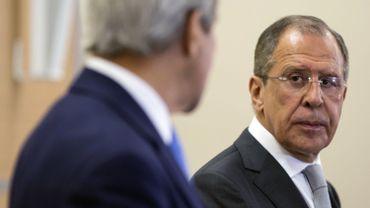 Le regard de Sergueï Lavrov: détente en vue?
