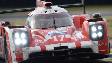 Mark Webber et Porsche encore en pole position à Shanghai