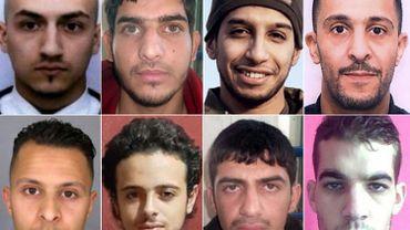 Petit récapitulatif sur les terroristes présumés et suspects des attentats de Paris.
