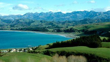 Kaikoura, Nouvelle-Zélande