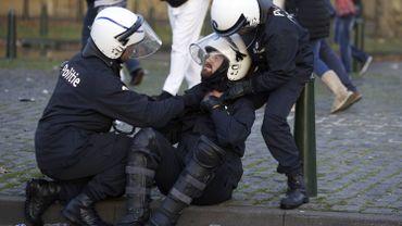 Manifestation du 6/11: les casseurs présumés en comparution ce jeudi