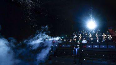 Le cinéma en 4DX débarque à Liège