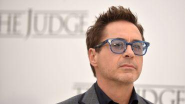 """L'acteur Robert Downey Jr. sera prochainement à l'affiche de """"Avengers 3"""""""