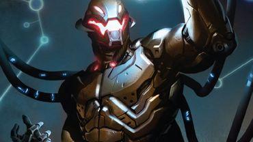 Ultron tel qu'il se présente dans le nouveau cycle Marvel consacré au personnage paru au printemps dernier