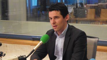 Jean-Marc Nollet, député Ecolo