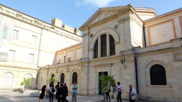 Six ans de travaux ont été nécessaires pour restaurer la Chapelle impériale d'Ajaccio
