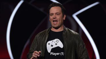 Phil Spencer, patron de la marque Xbox