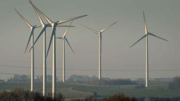 Nouveau projet éolien à cheval sur les communes de Thuin et d'Ham-sur-Heure