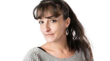 Joyce Azar, journaliste à la VRT