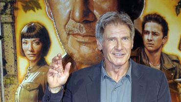 Pour Steven Spielberg, il n'y a qu'un Indiana Jones et c'est Harrison Ford!