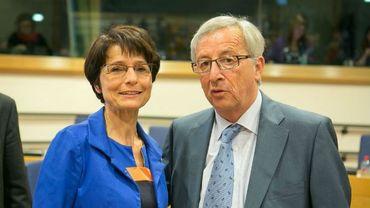 La commissaire européenne Marianne Thyssen reste inquiète des perspectives pour les jeunes