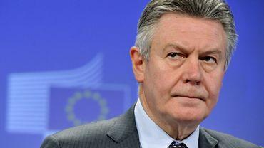 """Karel De Gucht, commissaire européen au commerce est l'invité de """"La semaine de l'Europe"""""""