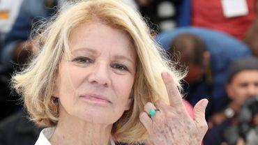 Nicole Garcia à Cannes