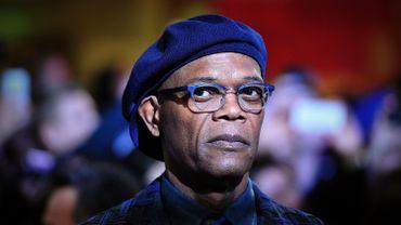 "Samuel L. Jackson sera prochainement à l'affiche du prochain film de Quentin Tarantino : ""The Hateful Eight"""