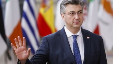 Législatives en Croatie: les conservateurs bien placés pour garder le pouvoir