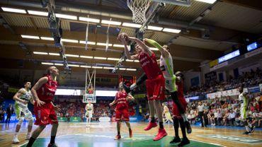 Limburg s'impose au Brussels, le Spirou cède à Alost